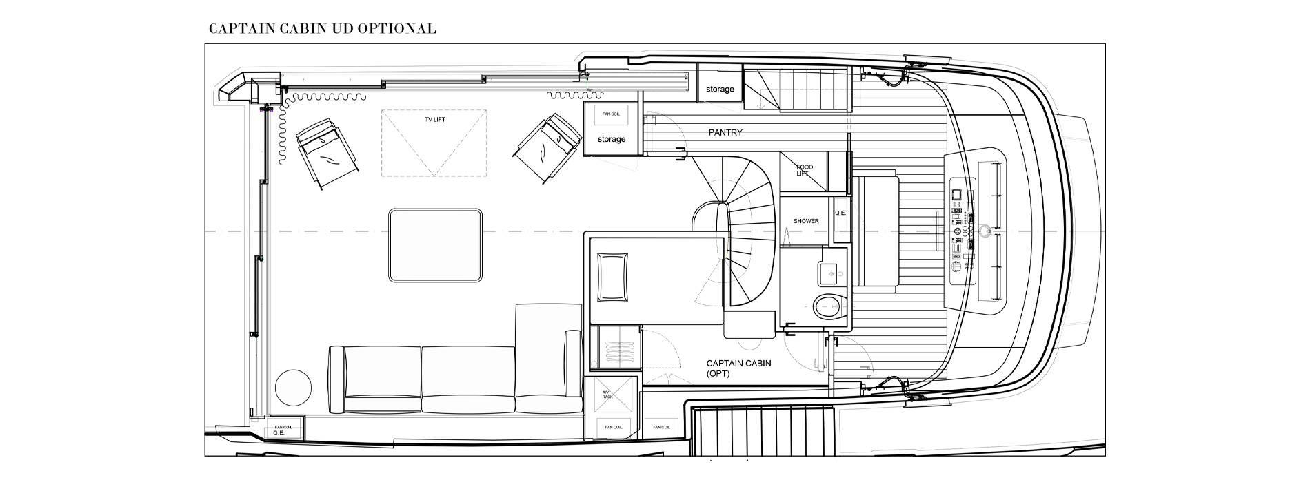 Sanlorenzo Yachts SD118 Детали