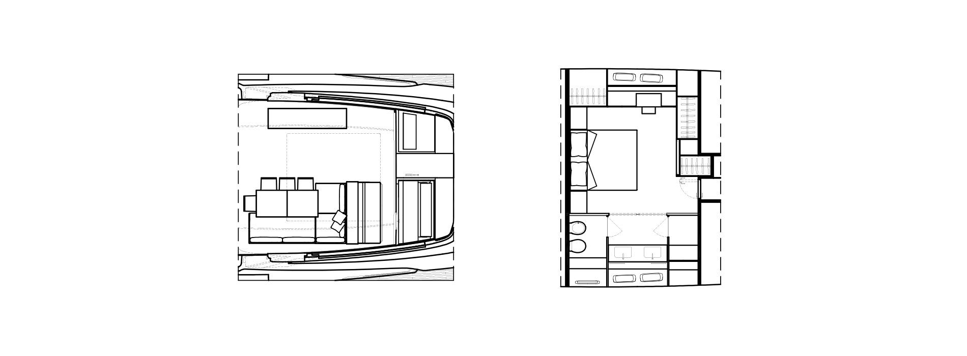 Sanlorenzo Yachts SX88 Детали версия B