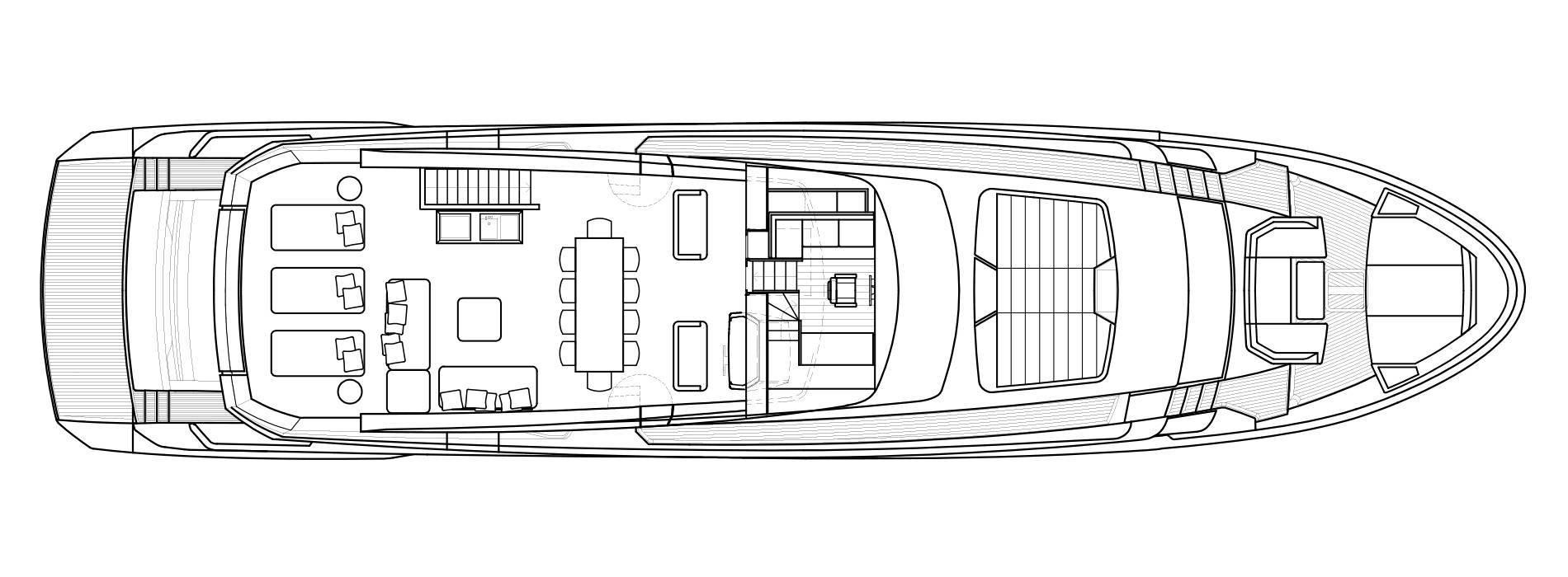 Sanlorenzo Yachts SL102 Флайбридж