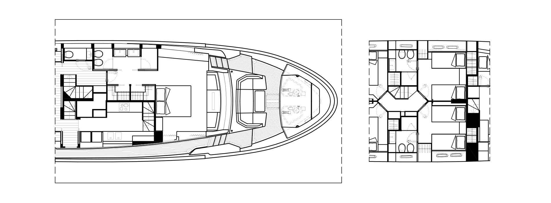 Sanlorenzo Yachts SL102 Детали