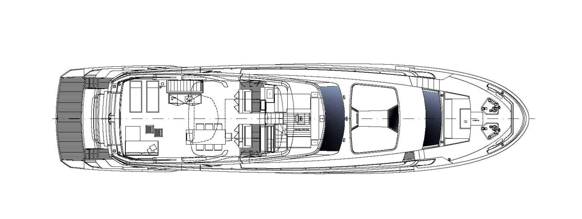 Sanlorenzo Yachts SL96 Asymmetric Флайбридж